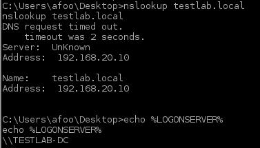 nslookup_logonserver