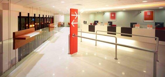 Example Branch Location Interior (Courtesy of financialbrand.com)