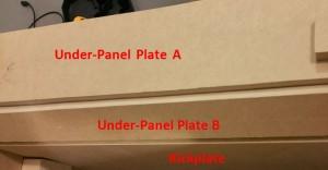 Under-Panel Plates