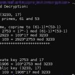 Encryption Basics: RSA