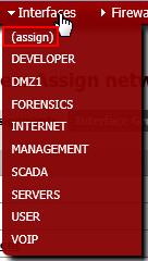 assign interface