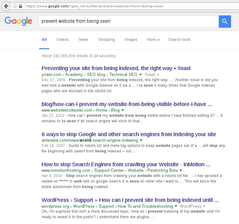 Web 100 CTF Google Results