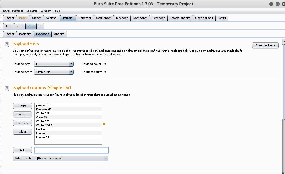 CTF Example – Web Application Security Part II | War Room