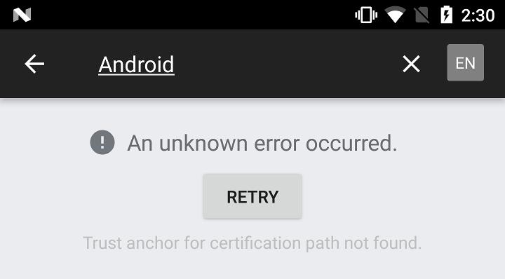 Android 7: Intercepting App Traffic | War Room